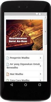 Keajaiban Surah An-Nas apk screenshot