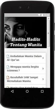 Hadist-Hadis Wanita apk screenshot