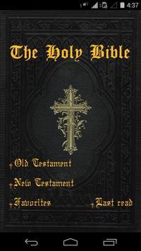 Bible (Offline) poster