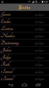 Bible (Offline) apk screenshot
