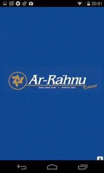 Ar-Rahnu X'Change poster
