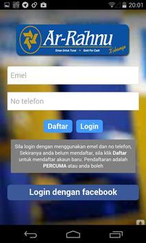 Ar-Rahnu X'Change apk screenshot
