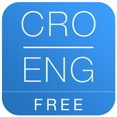 Free Dict Croatian English icon