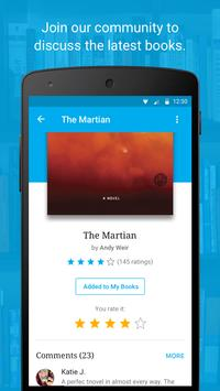 Shelfie - Ebooks & Audiobooks apk screenshot
