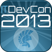 ITDevCon 2013 icon