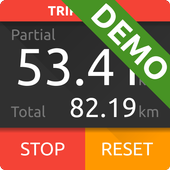 Off-road Tripmeter (DEMO) icon