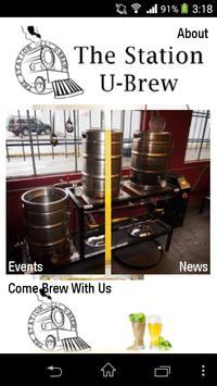 U-Brew poster