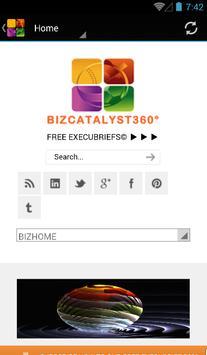 BIZCATALYST360° apk screenshot