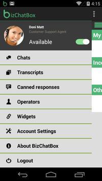 BizChatBox apk screenshot