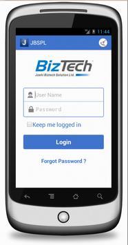 BizTech poster