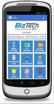 BizTech apk screenshot