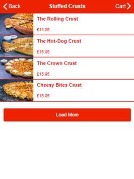 Pizza Hut Gibraltar apk screenshot