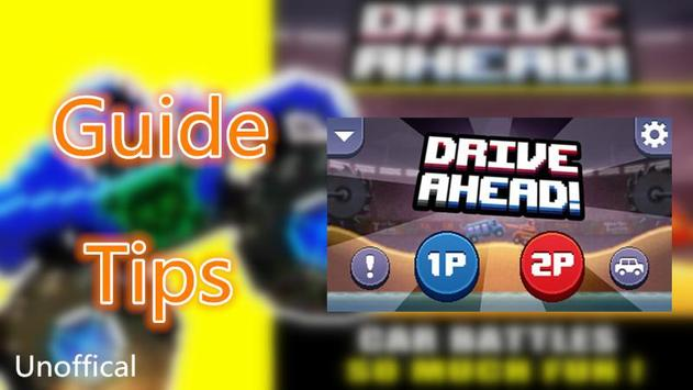 Guide And Tips For Drive Ahead poster