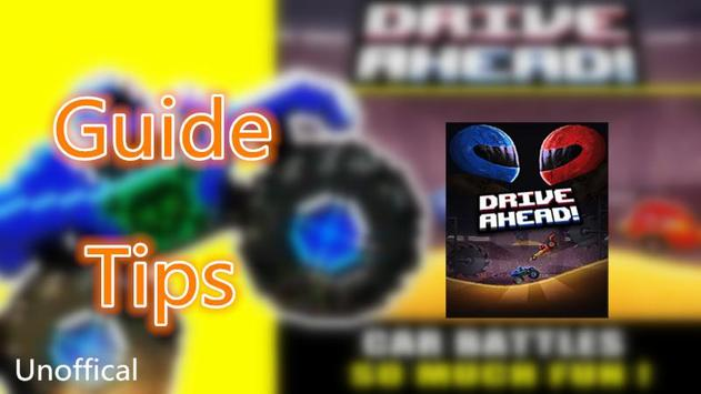 Guide And Tips For Drive Ahead apk screenshot