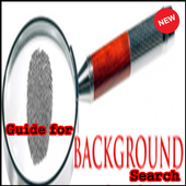 Guide for Background Search icon