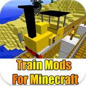 Train Mods For Minecraft icon