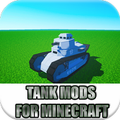 Tank Mod For Minecraft icon