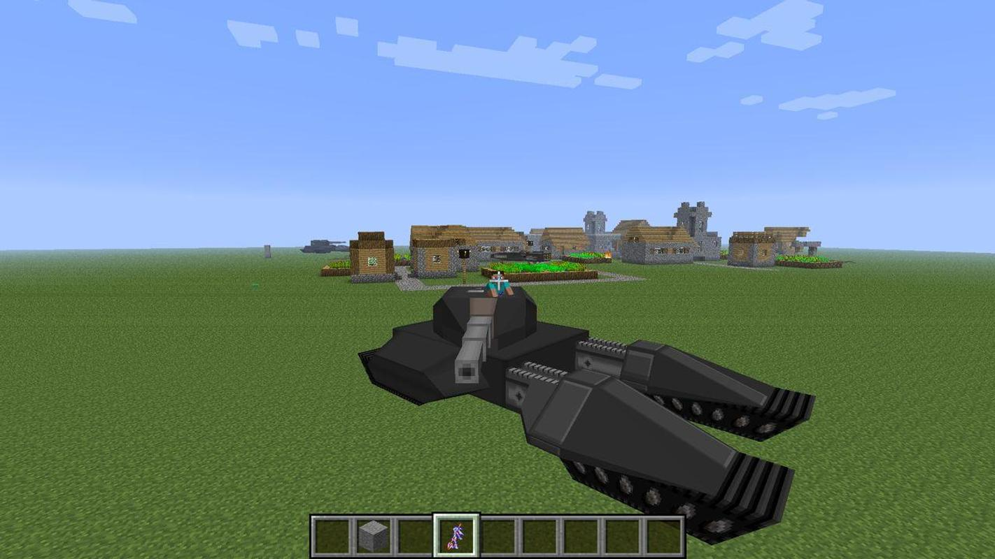 Tank Mod For Minecraft Apk Download Free Books Reference App For Android