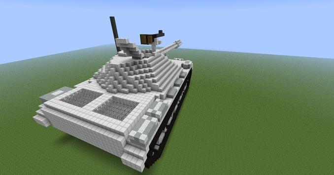 Tank Mod For Minecraft apk screenshot