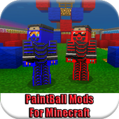Paintball Mod For Minecraft icon