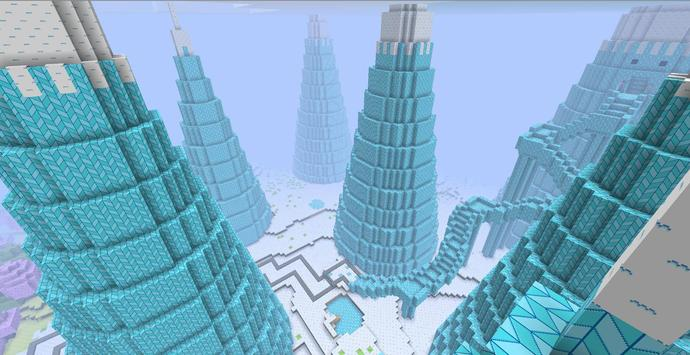 Frozenland Mods For Minecraft apk screenshot