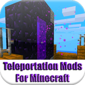 Teleportation Mod For MCPE icon