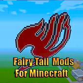 Fairy Tail Mods For Minecraft icon