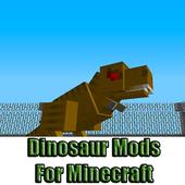 Dinosaur Mod For Minecraft icon