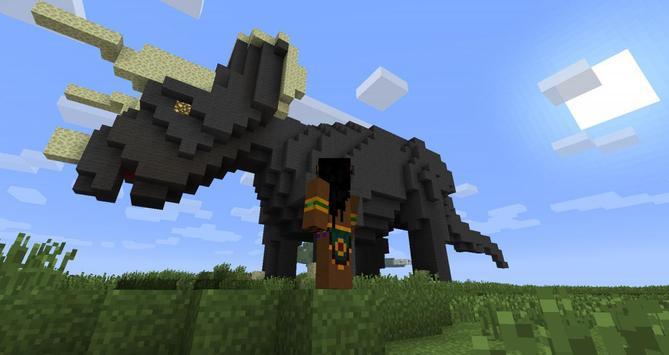 Dinosaur Mod For Minecraft apk screenshot