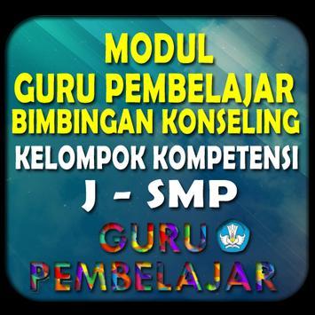 Bimbingan Konseling SMP KK-J poster