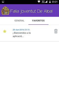 Event Notifier- Joventut Albal apk screenshot
