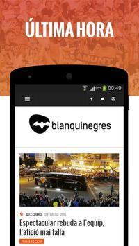 Blanquinegres apk screenshot