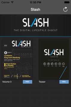 /Slash apk screenshot