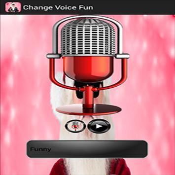 Change Voice Fun poster