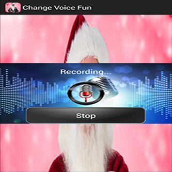 Change Voice Fun apk screenshot