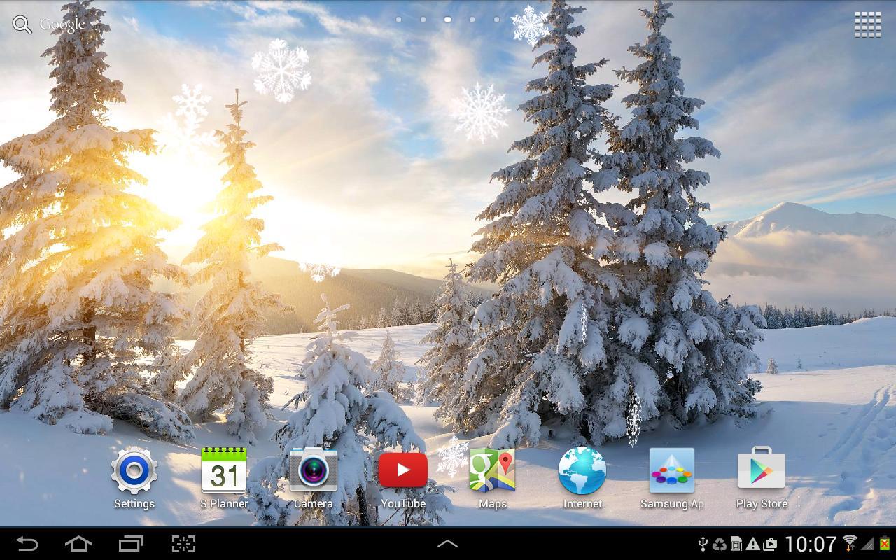 Citaten Winter Apk : Winter live wallpaper apk baixar grátis personalização