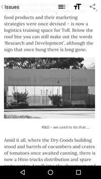 Redback Quarterly apk screenshot