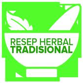 Resep Obat Herbal Tradisional icon