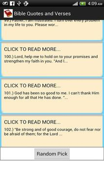 Bible Quotes and Verses poster
