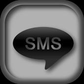 BlackSMS - Text Crypt icon
