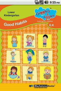 LKG-GoodHabits poster
