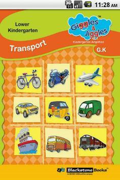 LKG-Transport poster