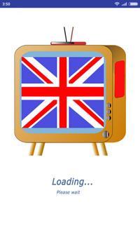 United Kingdom UK TV Channels apk screenshot