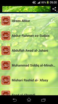 Surah Al Mulk poster