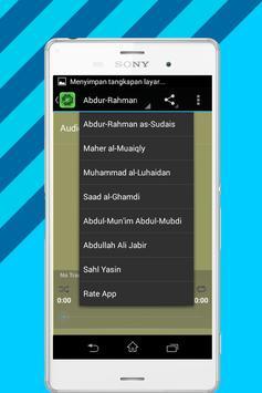 Surah Ar Rahman Mp3 apk screenshot