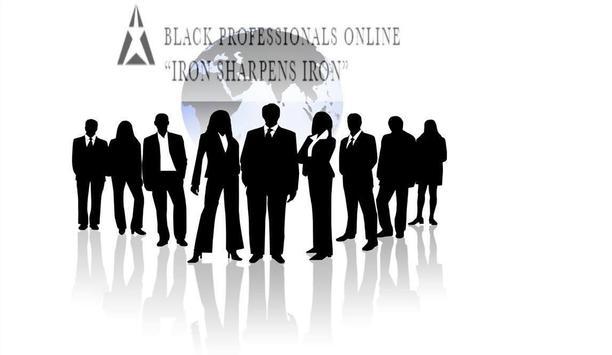 Black Professionals Online poster