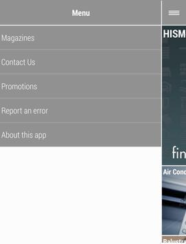 HISM apk screenshot