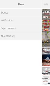 The Invisible Mentor apk screenshot