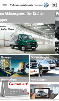 Volkswagen Automobile Hannover poster