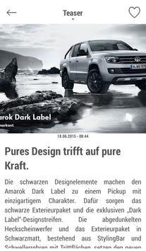 Volkswagen Automobile Hannover apk screenshot